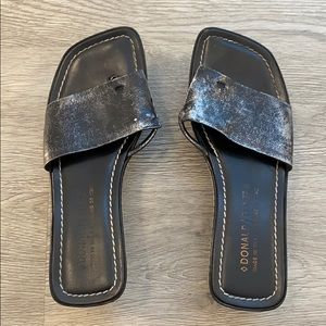 Donald J. Pliner Italian Leather Sandals